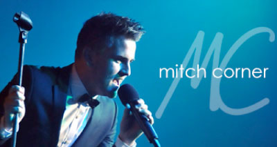 Mitch as Michael Buble