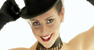 Nicola Marie as Shania Twain