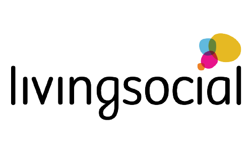 The Living Social Logo