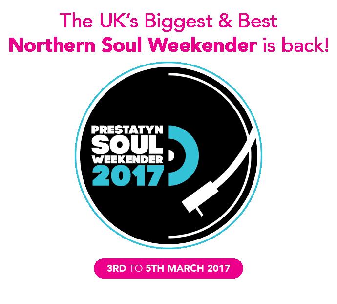 Soul Weekender Prestatyn - Don't Miss Out!