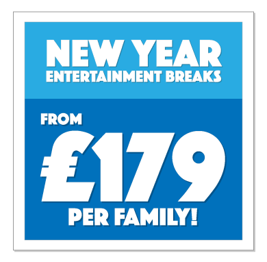 Voucher offer for Pontins Holiday Parks