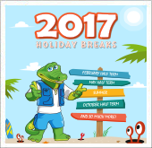 UK Family 2017 Holidays
