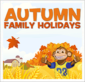 Autumn Breaks at Pontins