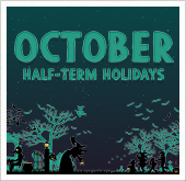 October Half-Term Holidays at Pontins