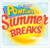 Summer Breaks at Pontins
