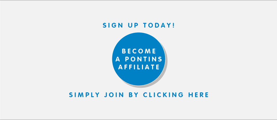 Sign Up to the Pontins Affiliate Network