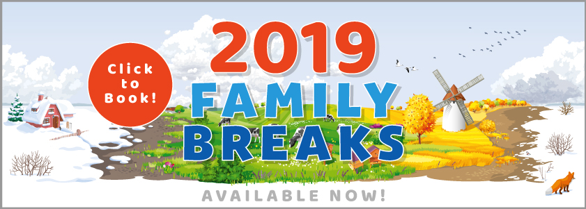 2019 Family Breaks