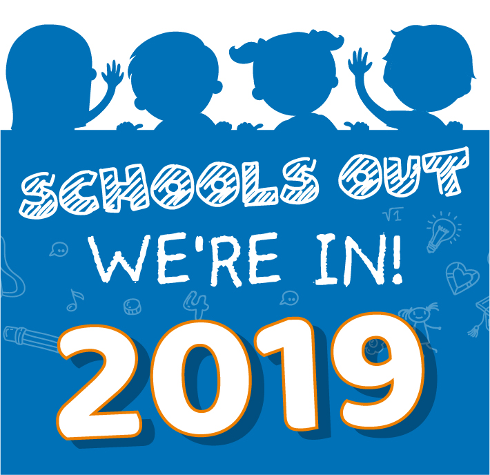 School's Out Breaks 2019