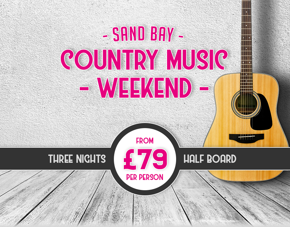 Sand Bay Country Music Weekend